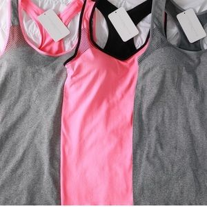 Reposh: pack of 3 workout tanks